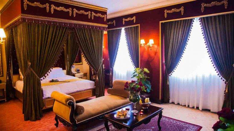 هتل بین المللی قصر مشهد اتاق دو تخته پرنسس 1