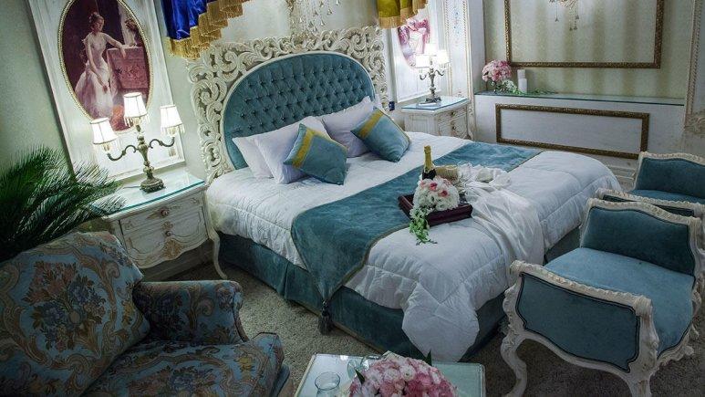 هتل بین المللی قصر مشهد سوئیت دو تخته رویال 1