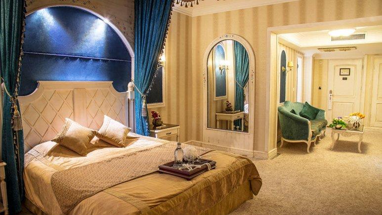هتل بین المللی قصر مشهد اتاق دو تخته پرزیدنت ویژه 2