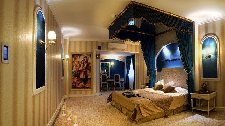 هتل بین المللی قصر مشهد اتاق دو تخته پرزیدنت ویژه 4