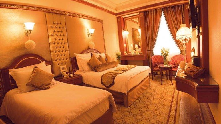 هتل قصر طلایی مشهد سوئیت جونیور 1