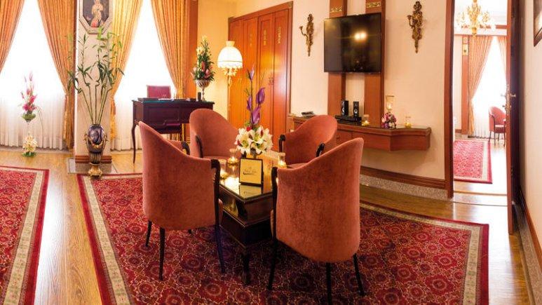 هتل قصر طلایی مشهد آپارتمان یک خوابه چهار تخته رویال 1