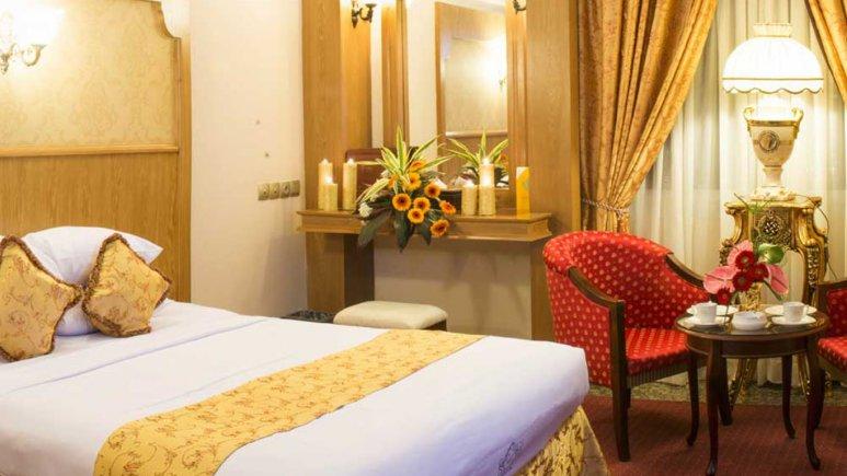 سوییت جونیور دو تخته هتل قصر طلایی