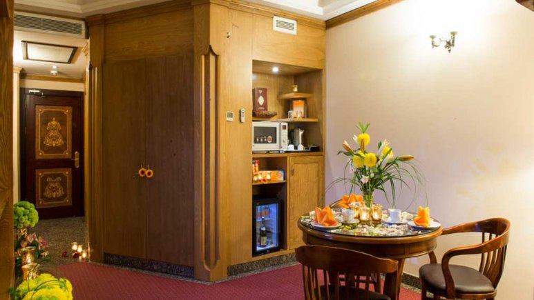 سوییت امپریال هتل قصر طلایی