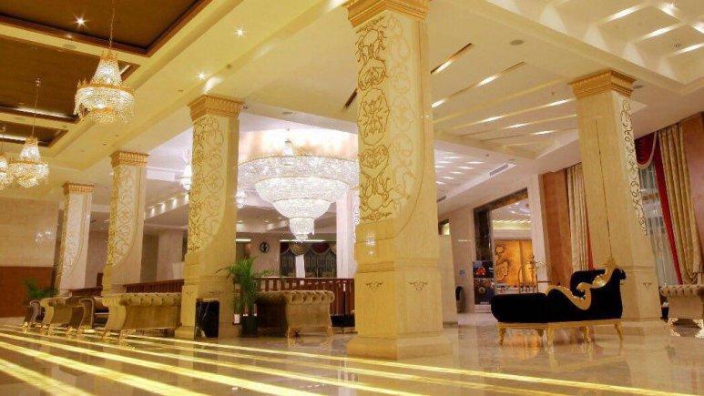 هتل کوثر ناب مشهد لابی 2