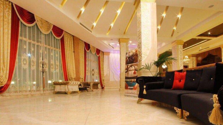 هتل کوثر ناب مشهد لابی 3