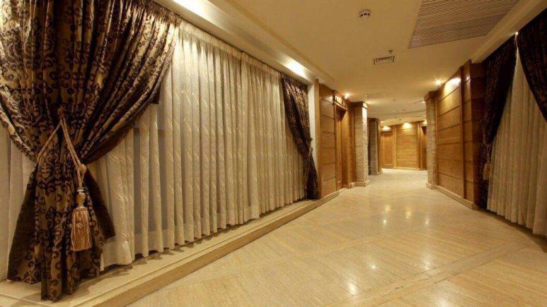 هتل کوثر ناب مشهد فضای داخلی هتل