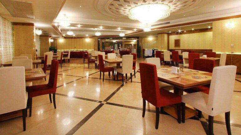 هتل کوثر ناب مشهد رستوران
