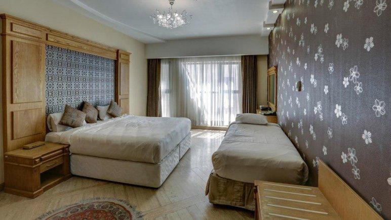 هتل کوثر ناب مشهد فضای داخلی سوئیت ها 1