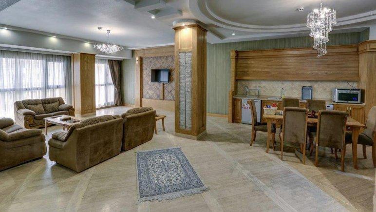 هتل کوثر ناب مشهد فضای داخلی سوئیت ها 2