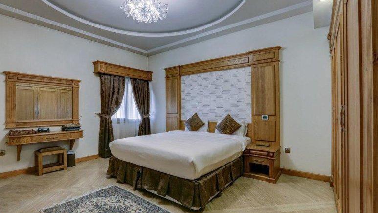 هتل کوثر ناب مشهد فضای داخلی سوئیت ها 4