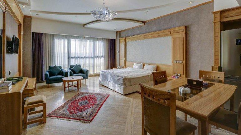 هتل کوثر ناب مشهد فضای داخلی سوئیت ها 6
