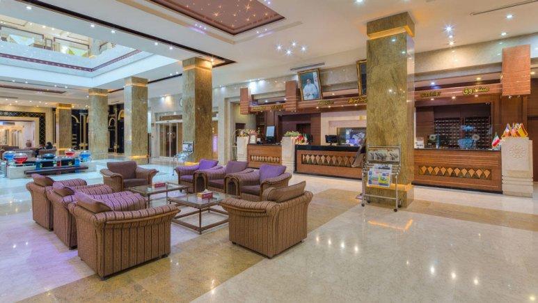 هتل پارس مشهد لابی