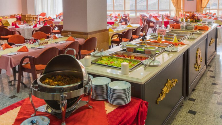 هتل پارس مشهد رستوران 2