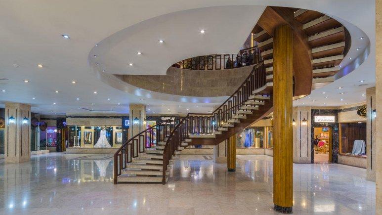 هتل پارس مشهد فضای داخلی هتل 1