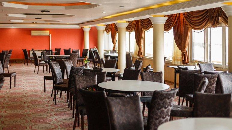 هتل پارسیان کوثر اصفهان رستوران 1