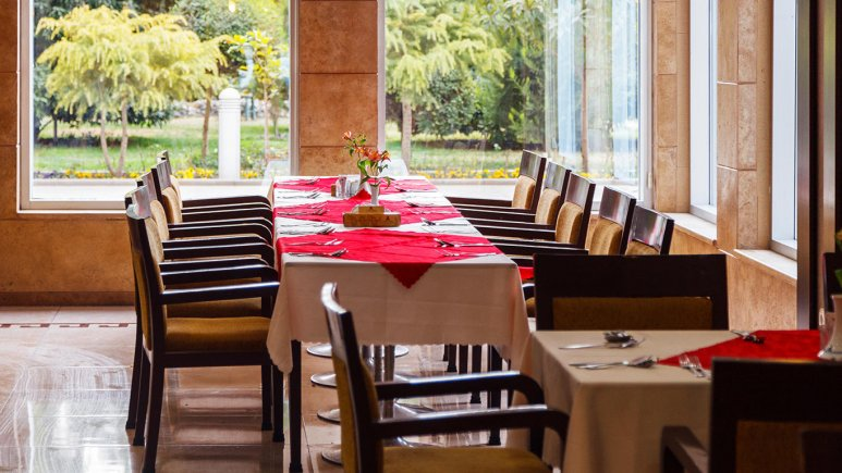 هتل پارسیان کوثر اصفهان رستوران 2
