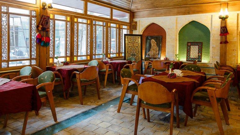 هتل پارسیان کوثر اصفهان رستوران 4