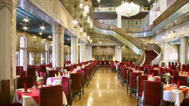 هتل عباسی اصفهان رستوران 2
