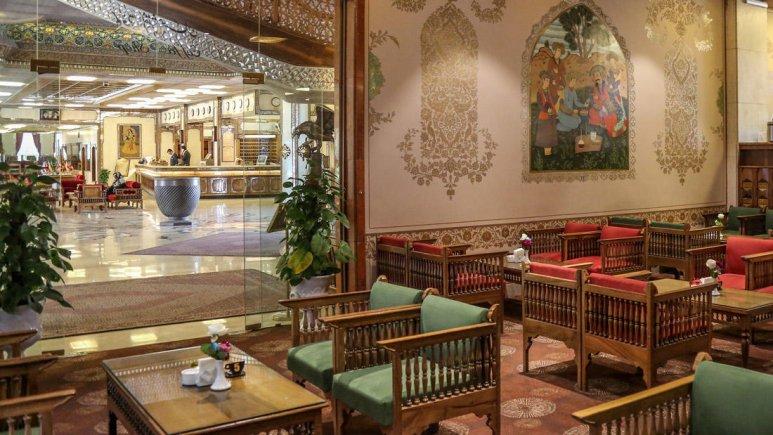 هتل عباسی اصفهان کافی شاپ 1