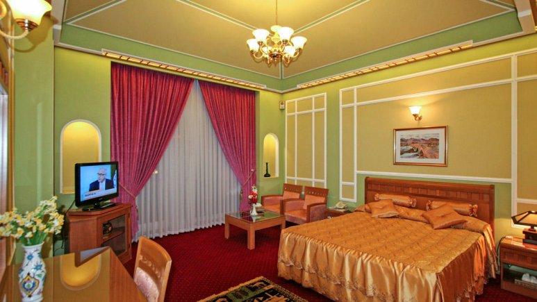 هتل عباسی اصفهان اتاق دو تخته دابل 1