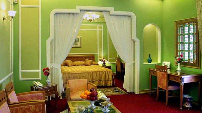 هتل عباسی اصفهان فضای داخلی سوئیت ها 1