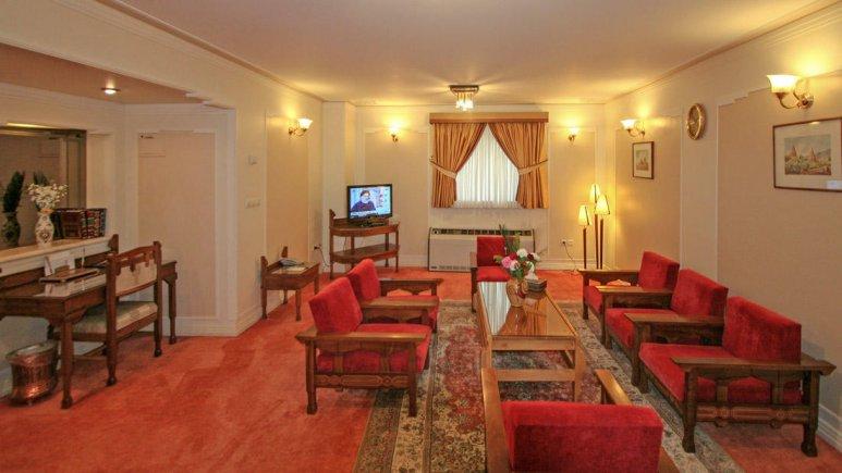 هتل عباسی اصفهان فضای داخلی سوئیت ها 5