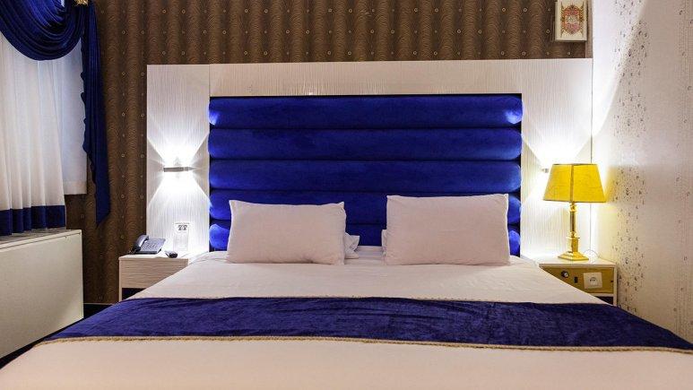 هتل پارسیان عالی قاپو اصفهان اتاق دو تخته دابل 2