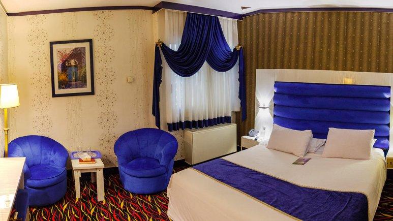 هتل پارسیان عالی قاپو اصفهان اتاق دو تخته دابل 4