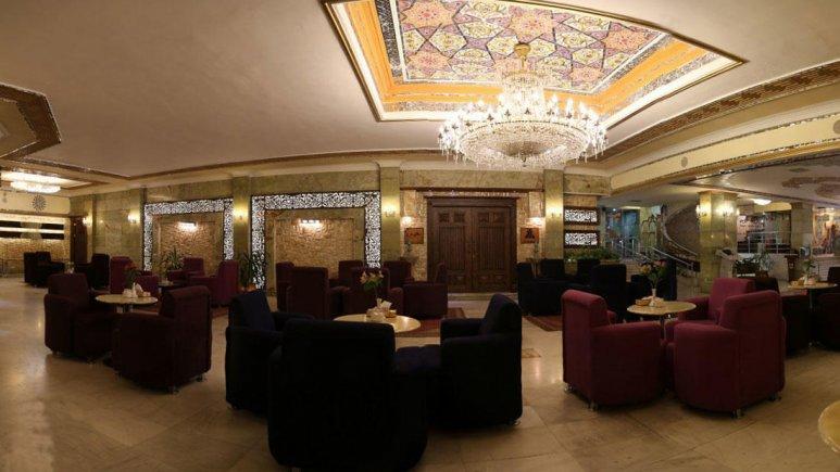 هتل پارسیان عالی قاپو اصفهان لابی 2