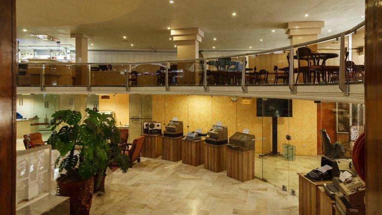 هتل پیروزی اصفهان فضای داخلی هتل 1