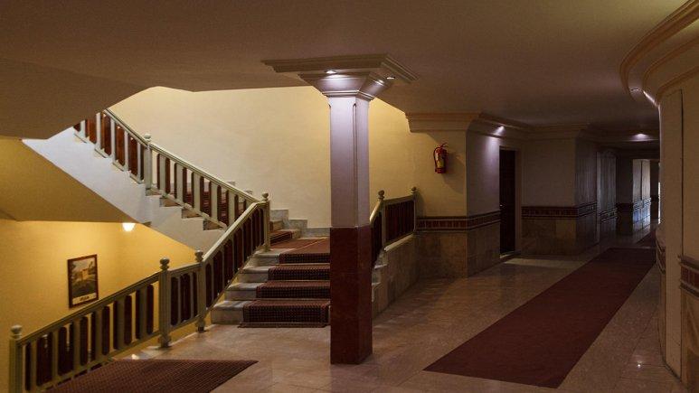 هتل پیروزی اصفهان فضای داخلی هتل 2
