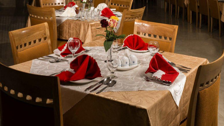 هتل پیروزی اصفهان رستوران 6