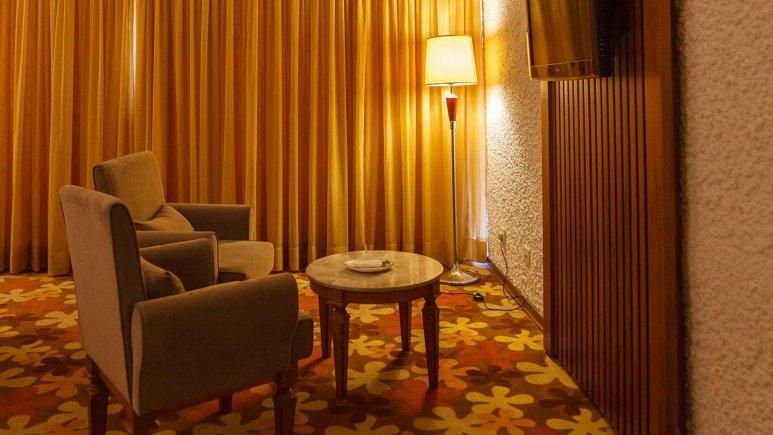 هتل شایان کیش فضای داخلی اتاق ها 1