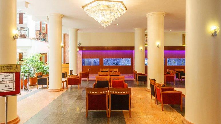 هتل ایران مشهد کافی شاپ 1