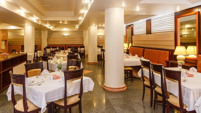 هتل ایران مشهد رستوران 1