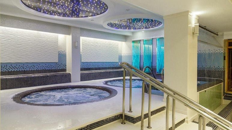 هتل ایران مشهد استخر 2