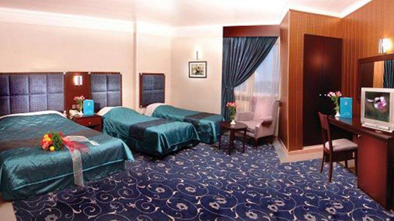 اتاق چهار تخته هتل ایران