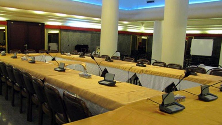 سالن کنفرانس هتل ایران