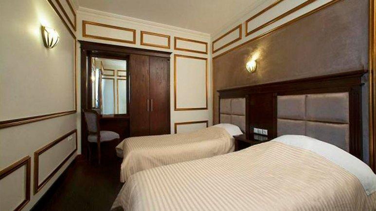 اتاق دو تخته هتل ایران