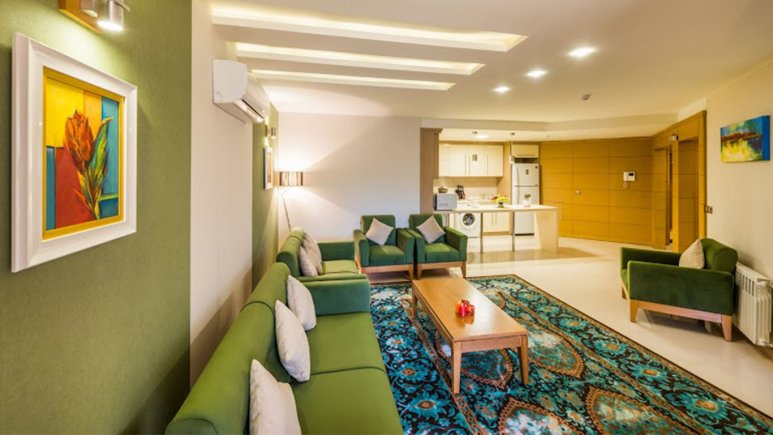 سوئیت هتل آرمان