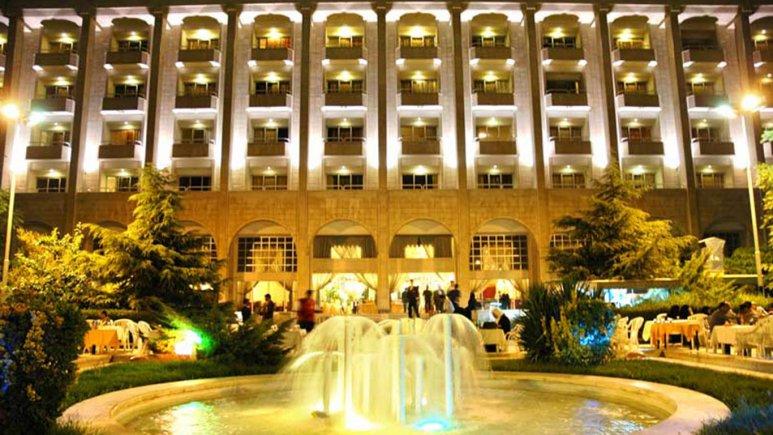 هتل هما 2 در شب