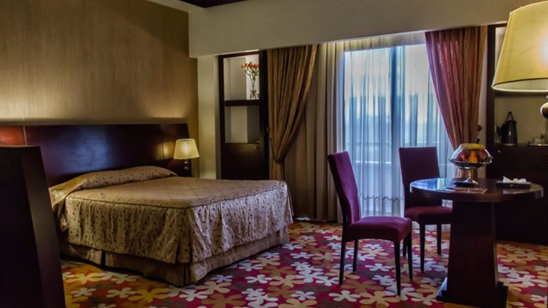 هتل هما 2 مشهد فضای داخلی سوئیت ها 2