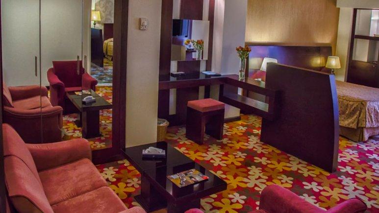 هتل هما 2 مشهد فضای داخلی سوئیت ها 4