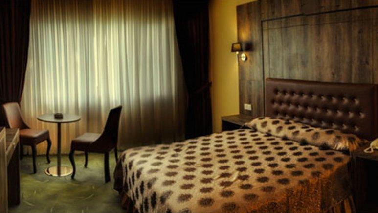 هتل پولاد کف شیراز اتاق دو تخته دابل
