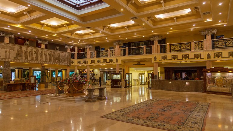 Image result for هتل داریوش کیش
