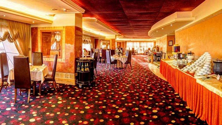 رستوران هتل امیر کبیر