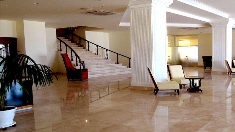 لابی هتل بوتانیک