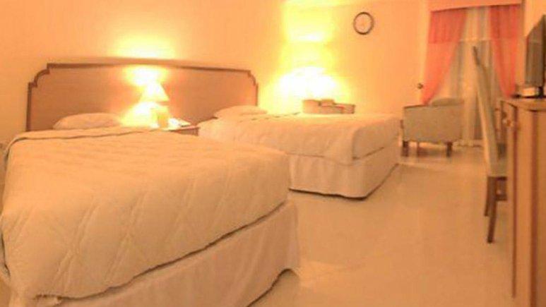 هتل هرمز بندرعباس اتاق دو تخته تویین سینیور 1