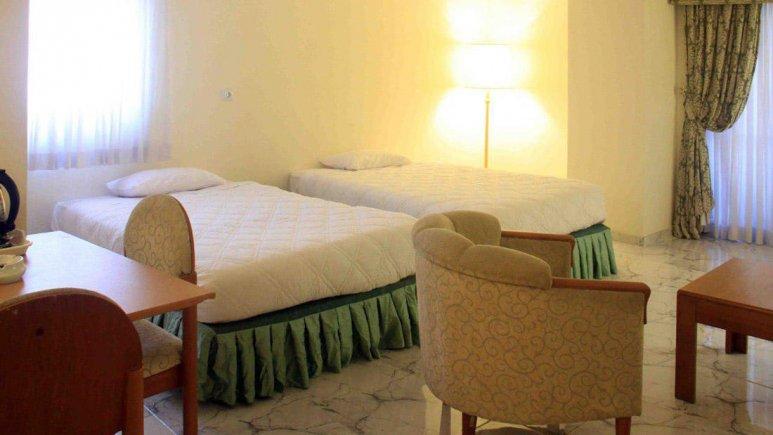 هتل هرمز بندرعباس اتاق دو تخته تویین 2